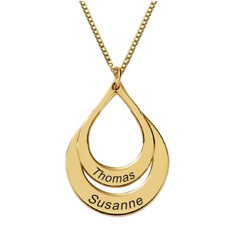 Smykker med gravering, halskæde med gravering, smykker til kvinder